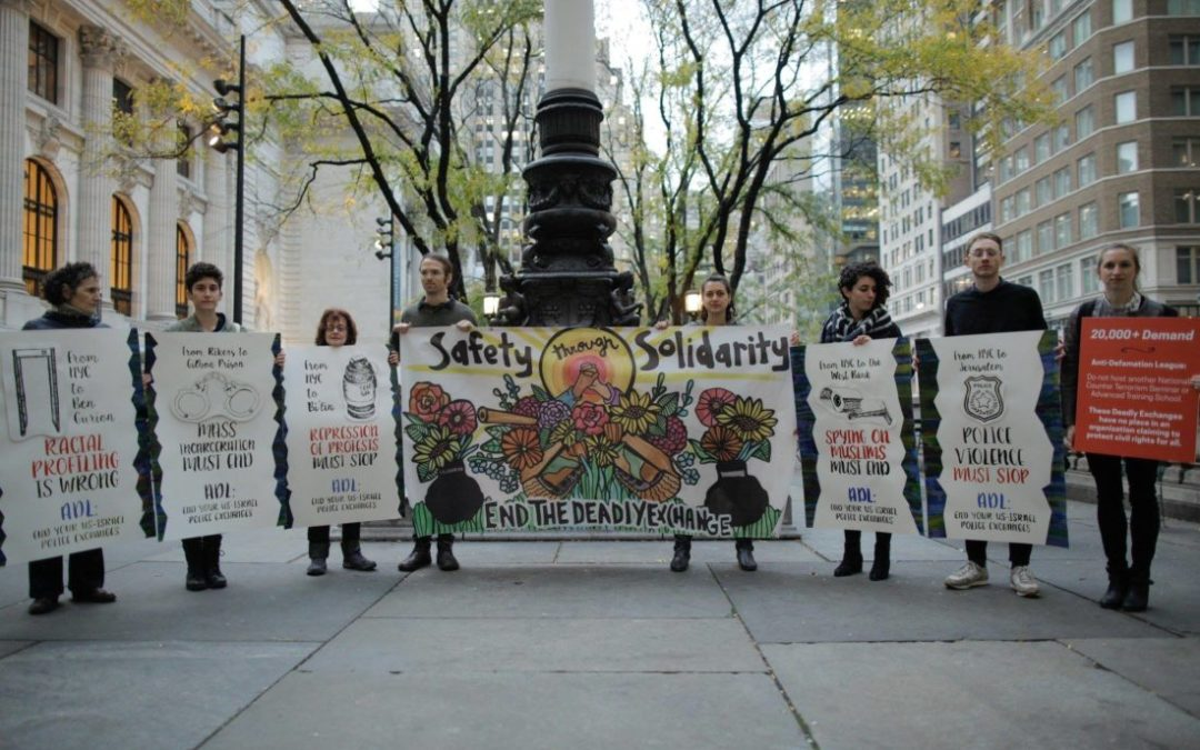Day of Action at the ADL – Media Roundup